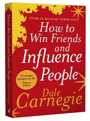 cover image of How to Win Friends and Influence People