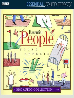 cover image of Essential People Sound Effects