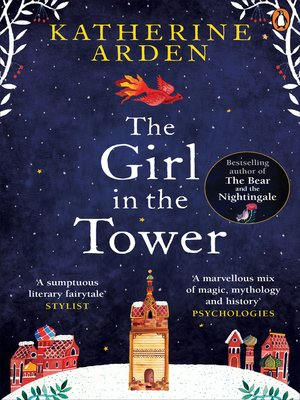 cover image of The Girl in the Tower