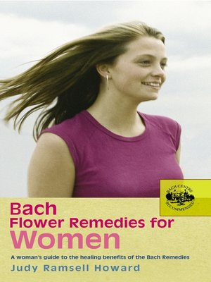 cover image of Bach Flower Remedies For Women