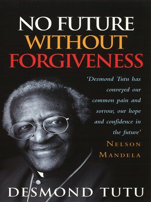 cover image of No Future Without Forgiveness