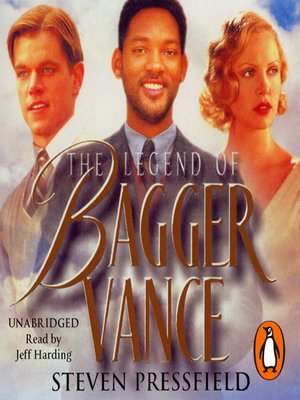 cover image of The Legend of Bagger Vance
