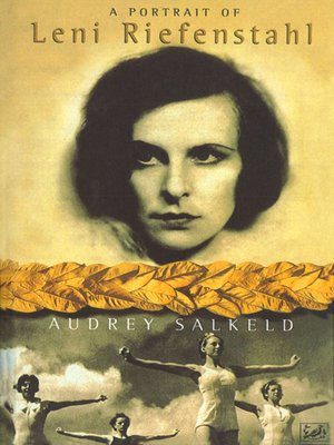 cover image of A Portrait of Leni Riefenstahl