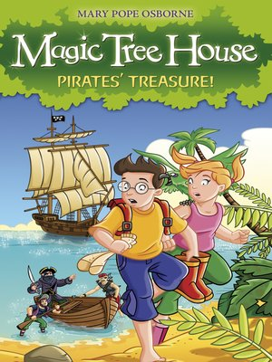 cover image of Pirates' Treasure!