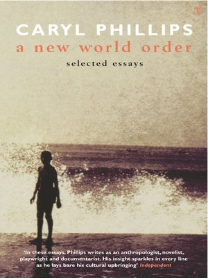 cover image of A New World Order