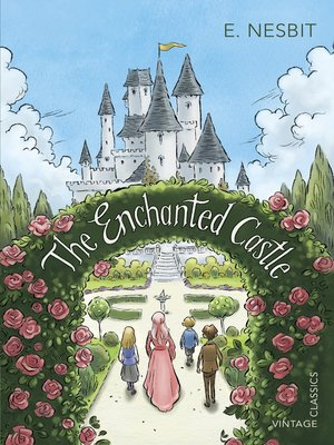 cover image of The Enchanted Castle