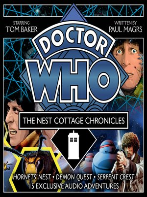 cover image of Doctor Who--The Nest Cottage Chronicles
