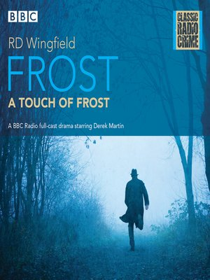 cover image of Frost, A Touch of Frost