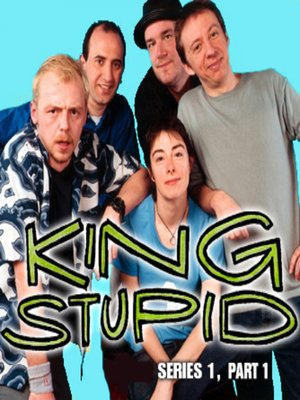 cover image of King Stupid, Series 1, Part 1
