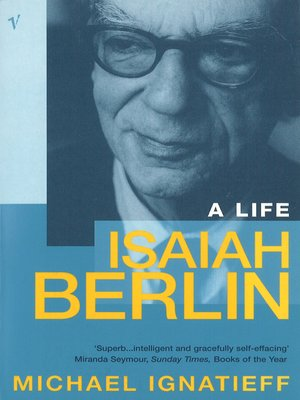 cover image of Isaiah Berlin