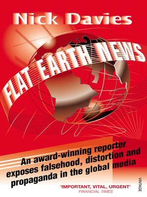 cover image of Flat Earth News