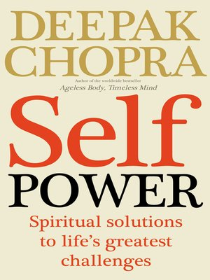 cover image of Self Power