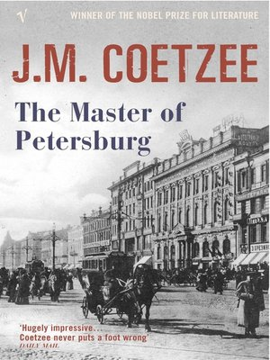 cover image of Master of Petersburg