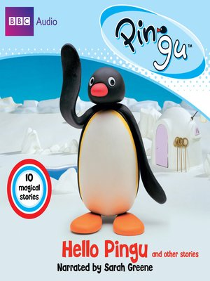 cover image of Hello Pingu