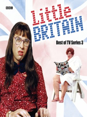 cover image of Little Britain  the Best of TV Series 3