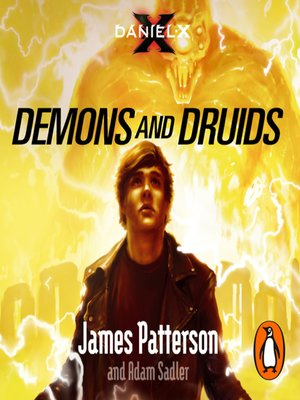 cover image of Daniel X--Demons and Druids