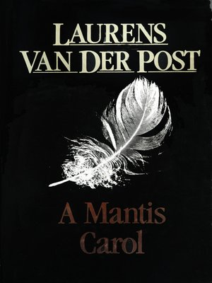 cover image of A Mantis Carol