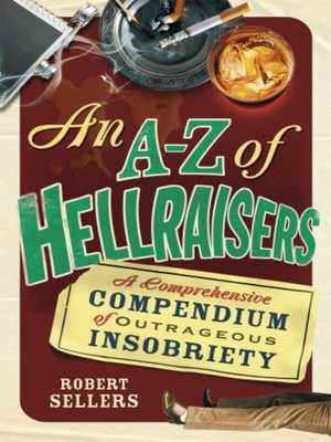 cover image of An A-Z of Hellraisers