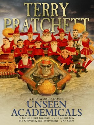 cover image of Unseen Academicals