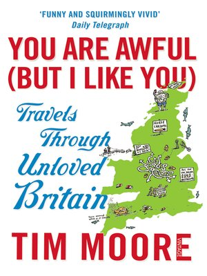 cover image of You Are Awful (But I Like You)