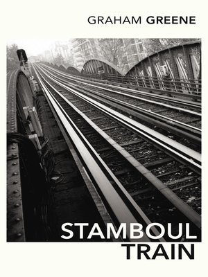 cover image of Stamboul Train