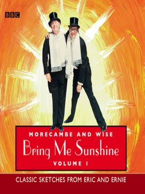 cover image of Bring Me Sunshine