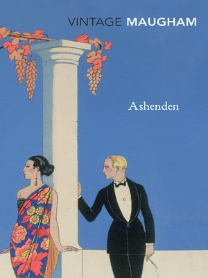 cover image of Ashenden