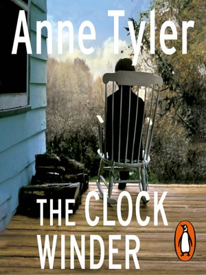 cover image of The Clock Winder