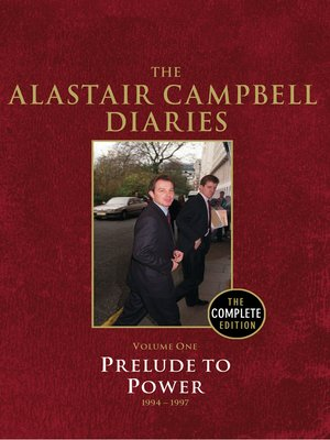 cover image of Diaries Volume One