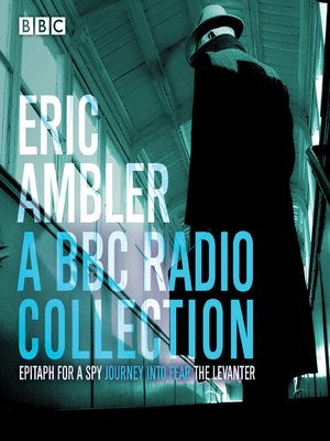 cover image of Eric Ambler