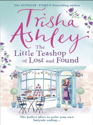 cover image of The Little Teashop of Lost and Found