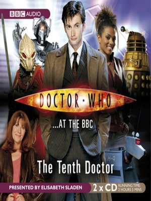 cover image of Doctor Who At the BBC--The Tenth Doctor