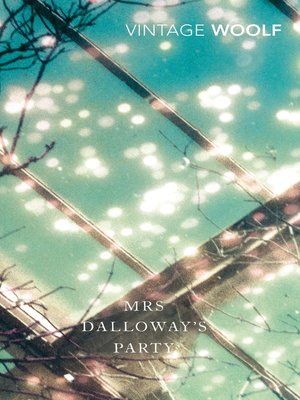 cover image of Mrs Dalloway's Party