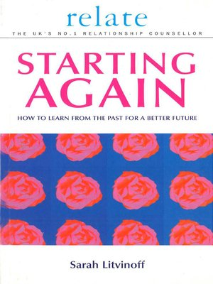 cover image of The Relate Guide to Starting Again