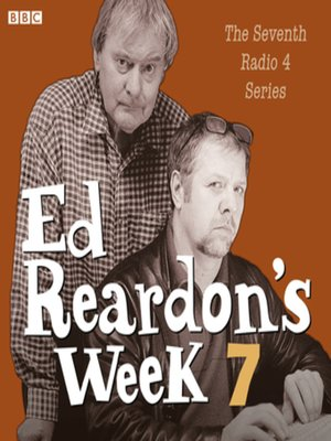 cover image of Ed Reardon's Week  the Complete Seventh Series