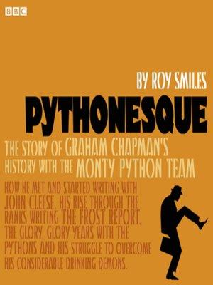 cover image of Pythonesque