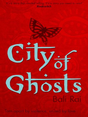 cover image of City of Ghosts