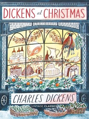 cover image of Dickens at Christmas