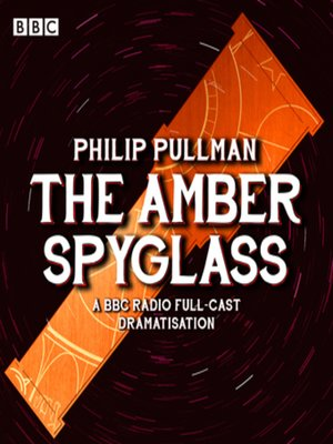 cover image of The Amber Spyglass
