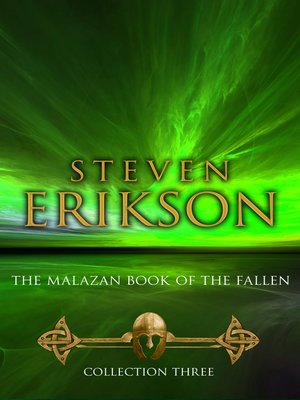 cover image of The Malazan Book of the Fallen--Collection 3