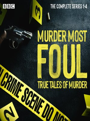 cover image of Murder Most Foul, The Complete Series 1-4