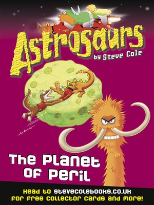 cover image of Astrosaurs 9