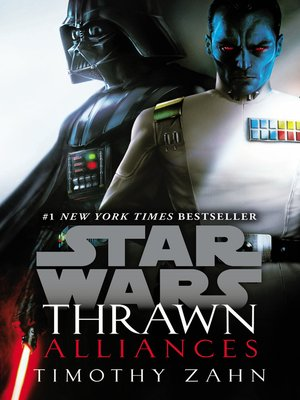 cover image of Thrawn: Alliances