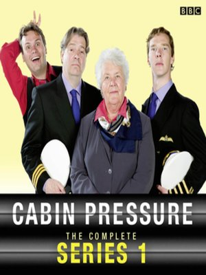 cover image of Cabin Pressure--The Complete Series 1