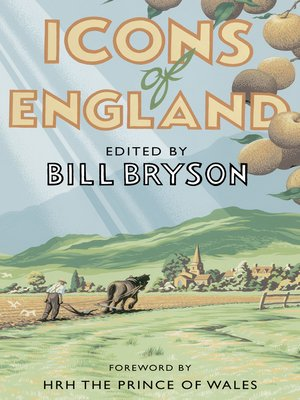 cover image of Icons of England