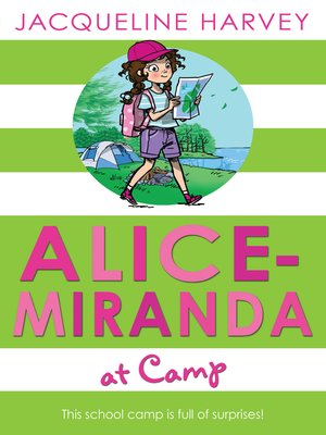 cover image of Alice-Miranda at Camp