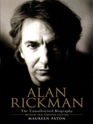 cover image of Alan Rickman