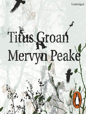 cover image of Titus Groan