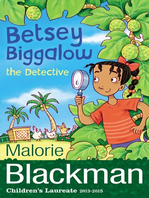 cover image of Betsey Biggalow the Detective
