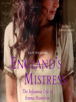 cover image of England's Mistress